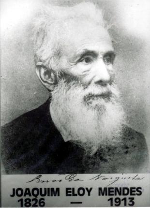 Joaquim Eloy Mendes - Barão da Varginha