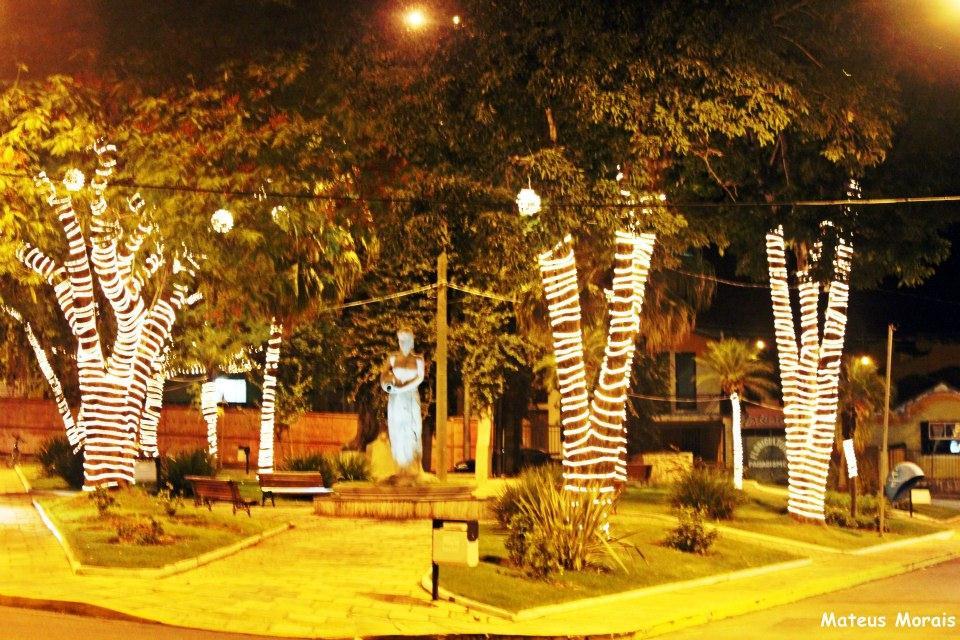 Foto: Praça do Triângulo